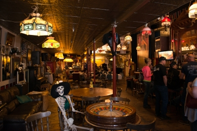 Virginia City watering hole