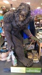 Wallowa Lake Bigfoot