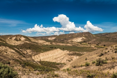 John Day Fossil Beds - Mascall Overlook