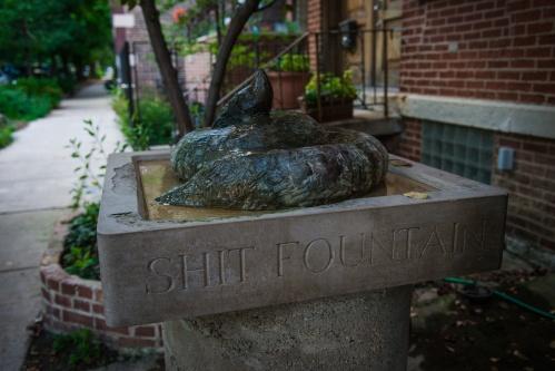Shit Fountain