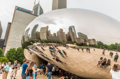 Cloud Gate - Millennium Park