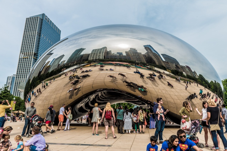 Cloud Gate - Millenium Park