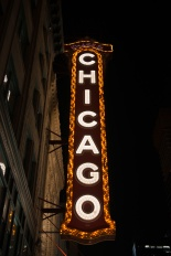 Famous Chicago Sign