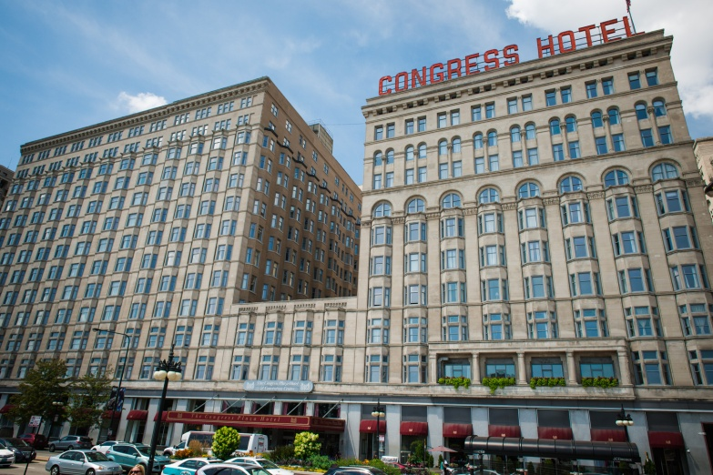 The Congress Hotel -The most haunted hotel in Chicago
