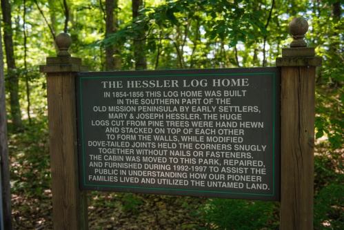 The Hessler Log Home