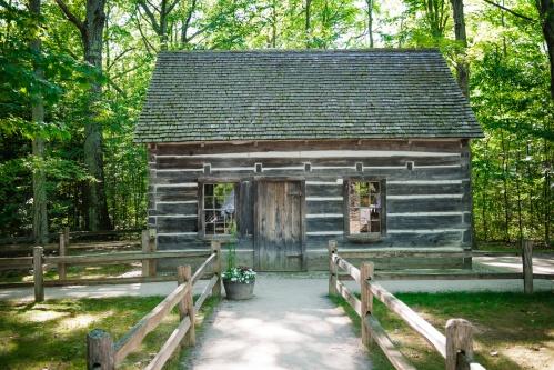 The Hessler Log Home