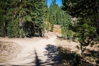 Andesite Peak hike
