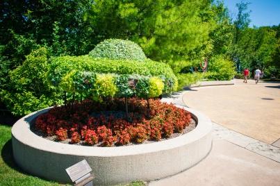 UFO Topiary