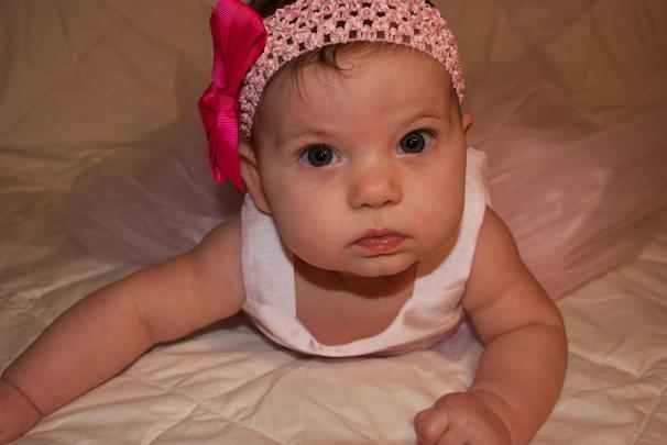 Riley 4 Months