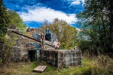 Vernonia Fuel Bunker