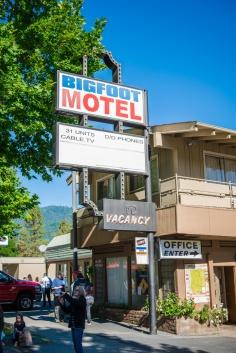 Willow Creek - Bigfoot Hotel
