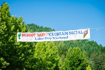 Willow Creek - Bigfoot Festival