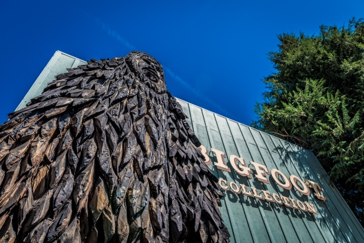 Willow Creek - Bigfoot Museum