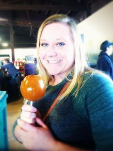 Caramel apple bliss