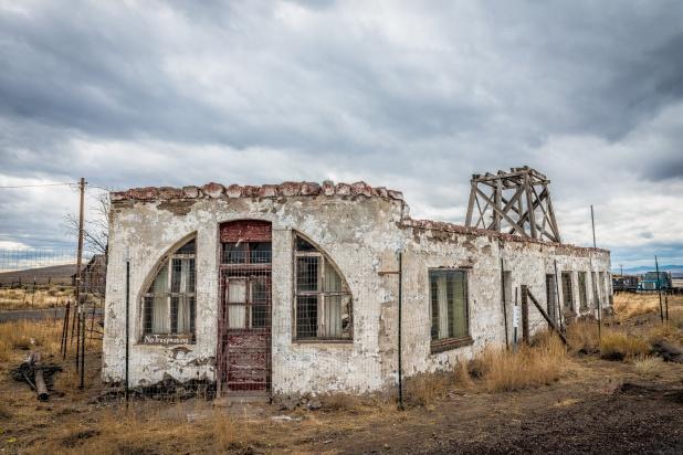 Abandoned Stucco