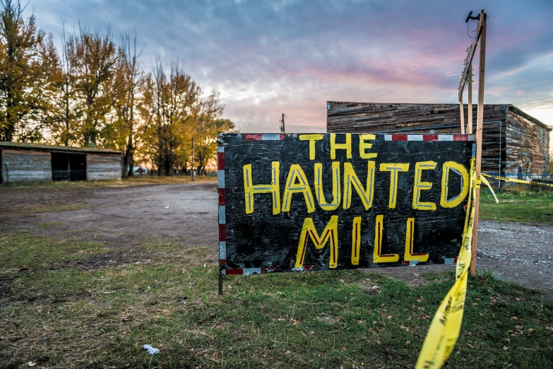 The Teton Haunted Mill