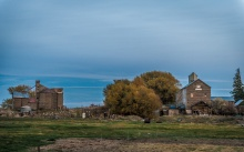The Teton Haunted Mill