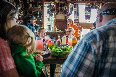 Cowboy Dinner Tree-101