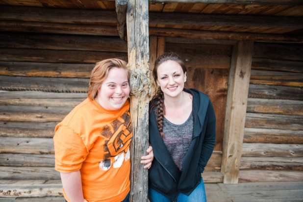 Amy and Katrina Wilson