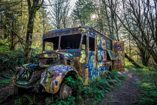 Gresham Butte Bus-25