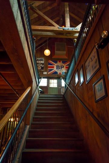 Rock Creek Tavern and Dick Road Railroad Trestle-23