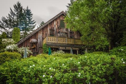 Rock Creek Tavern and Dick Road Railroad Trestle-3