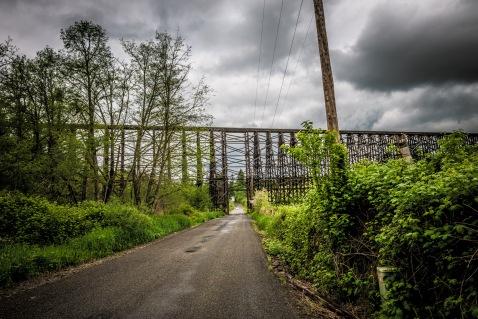 Rock Creek Tavern and Dick Road Railroad Trestle-31