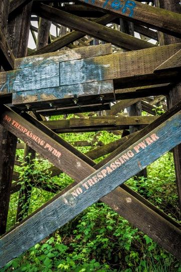 Rock Creek Tavern and Dick Road Railroad Trestle-35
