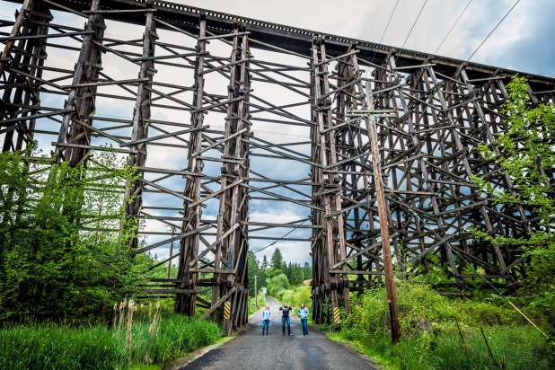 Rock Creek Tavern and Dick Road Railroad Trestle-40