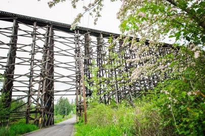 Rock Creek Tavern and Dick Road Railroad Trestle-43