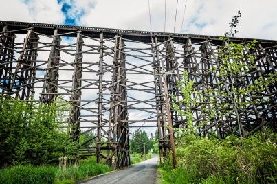 Rock Creek Tavern and Dick Road Railroad Trestle-45