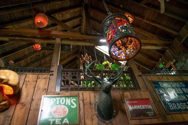 Rock Creek Tavern and Dick Road Railroad Trestle-7