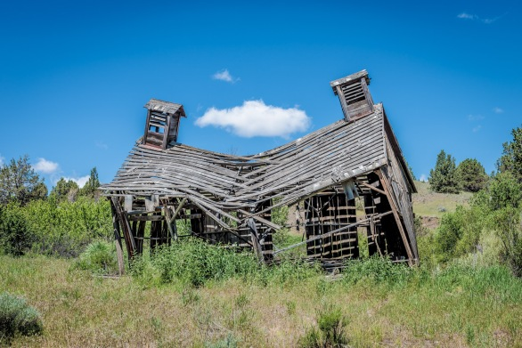 Ghost Towns of Oregon-17