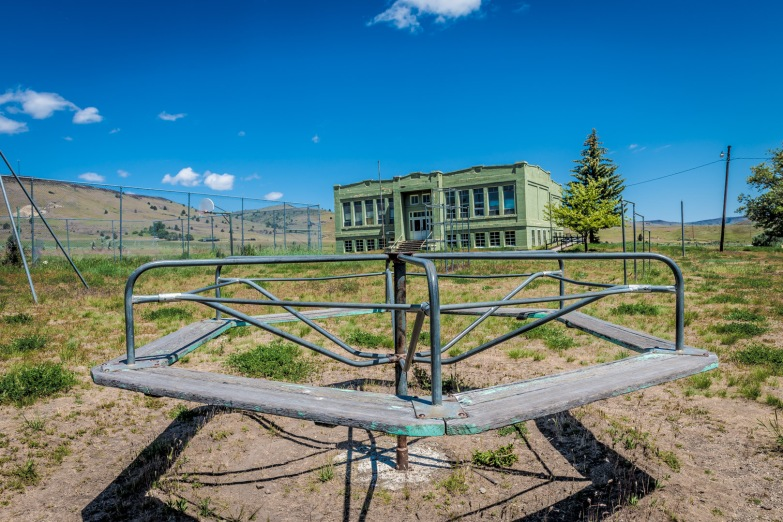 Ghost Towns of Oregon-19