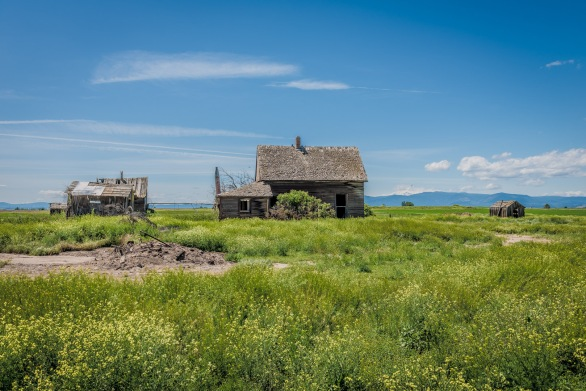 Ghost Towns of Oregon-25