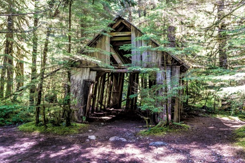 Opal Creek Shack