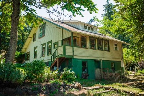 Gordie's house
