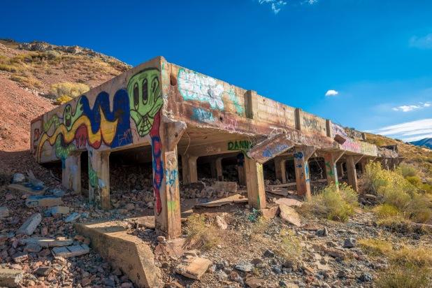 Delta Solar Ruins & Tintic Standard Reduction Mill-20