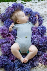 Miss Violet Pearl's 3 Month Photos-26