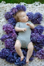 Miss Violet Pearl's 3 Month Photos-28