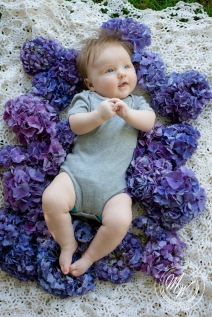 Miss Violet Pearl's 3 Month Photos-30