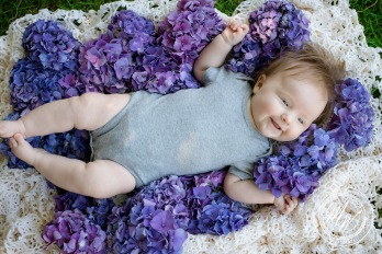 Miss Violet Pearl's 3 Month Photos-38