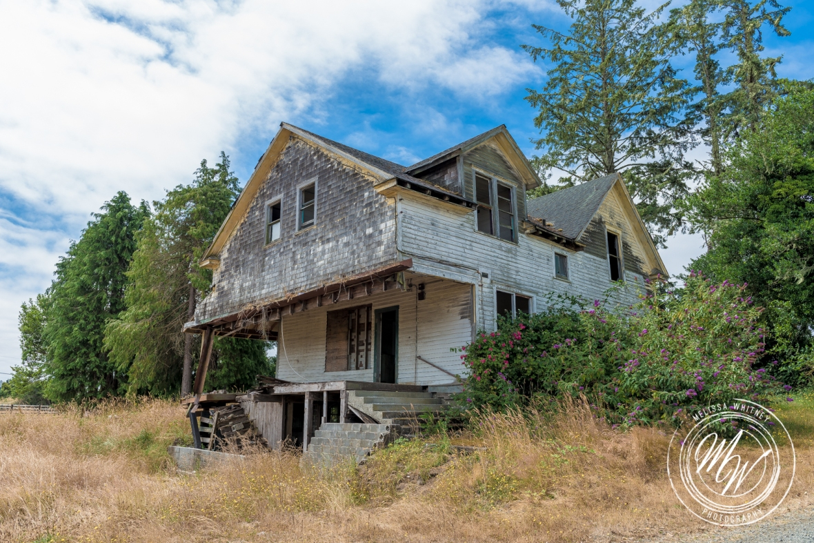 Abandoned Warrenton House