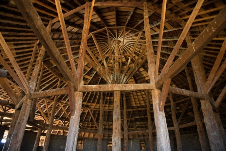 Pete French Round Barn-4