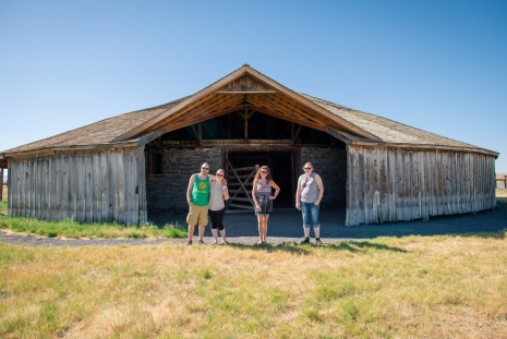 Pete French Round Barn-5