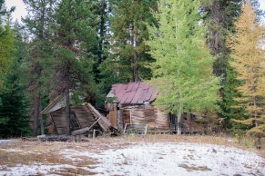 The Edward Konka cabin
