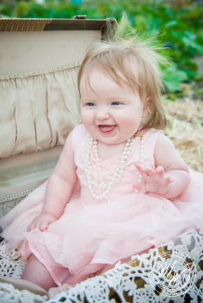 Miss Violet's 6 Month Photos-66