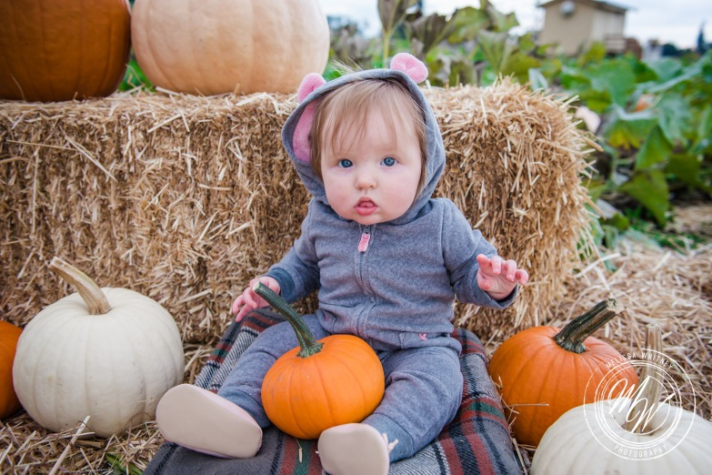 Miss Violet's 6 Month Photos-74