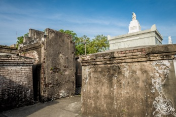 St. Louis Cemetery #1 - New Orleans-12