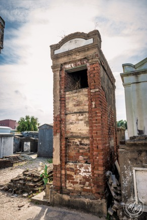 St. Louis Cemetery #1 - New Orleans-15